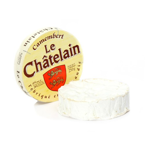 Camembert Chatelain cheese