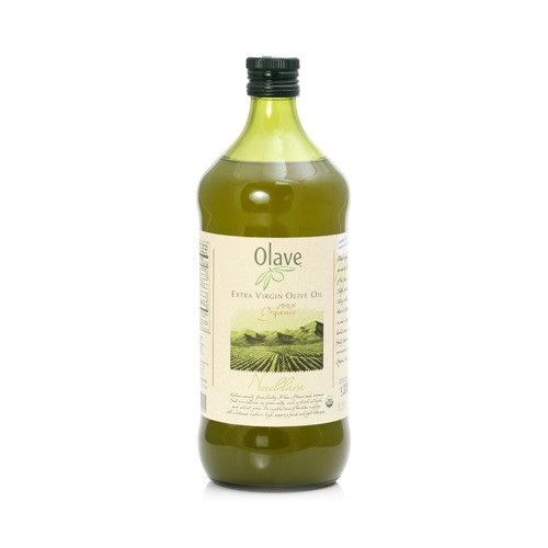 Olave USDA Organic Extra Virgin Olive Oil 33.8oz