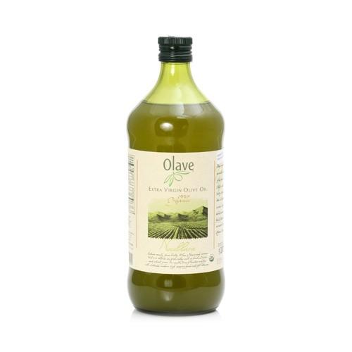 Olave USDA Organic Extra Virgin Olive Oil 33.8oz