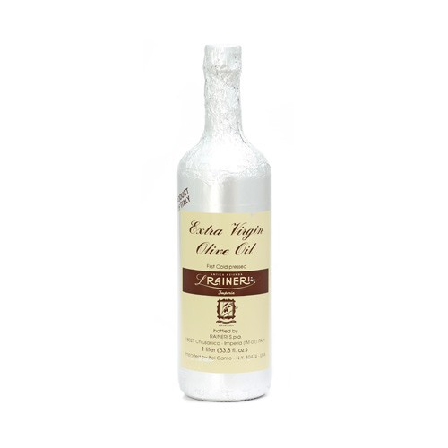 Raineri Extra Virgin Olive Oil Silver 33.8oz