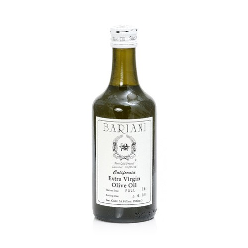 Bariani Extra Virgin Olive Oil Unfiltered 16.9oz