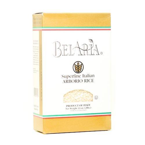 Belaria Superfine Italian Arborio Rice
