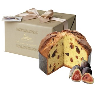 "Fig Panettone with ""Dotatto"""
