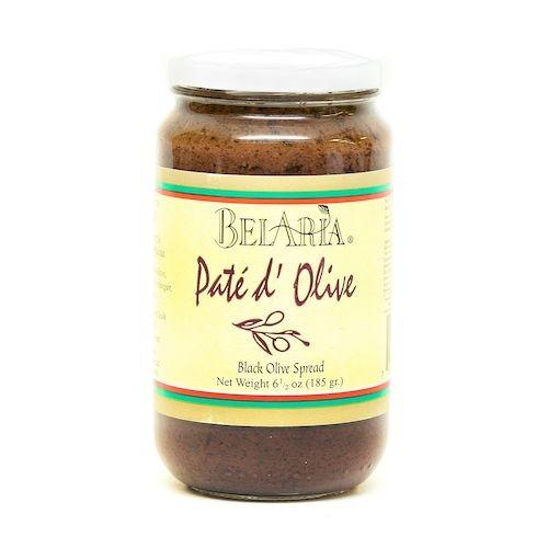 Belaria Black Olive Spread