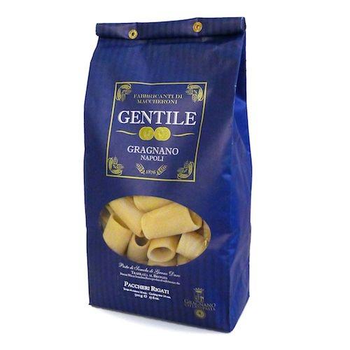 Gentile  - Paccheri Rigati