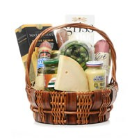 Antipasto Sampler Gift Basket