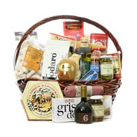 The Italian Feast Gift Basket