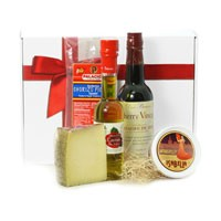 Spanish Lovers Gift Box