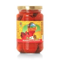 La Valle Roasted Peppers