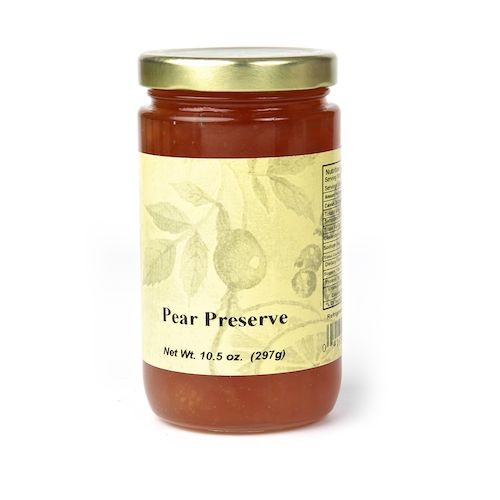 Pear Preserve
