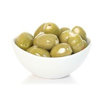 Olives Stuffed with feta