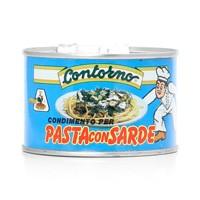 Contorno Pasta Con Sarde