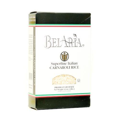 Belaria Superfine Italian Carnaroli Rice
