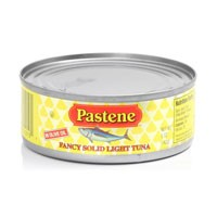 Pastene Solid Light Tuna