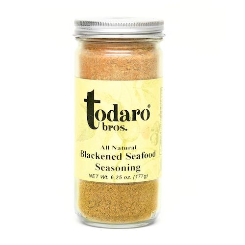Blackened Seafood Seasoning, All-Natural (Todaro Bros.)