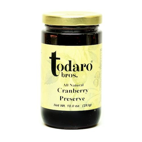 Cranberry Preserves, All-Natural (Todaro Bros.)