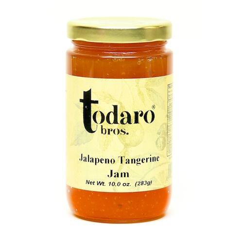Jalapeño Tangerine Jam (Todaro Bros.)