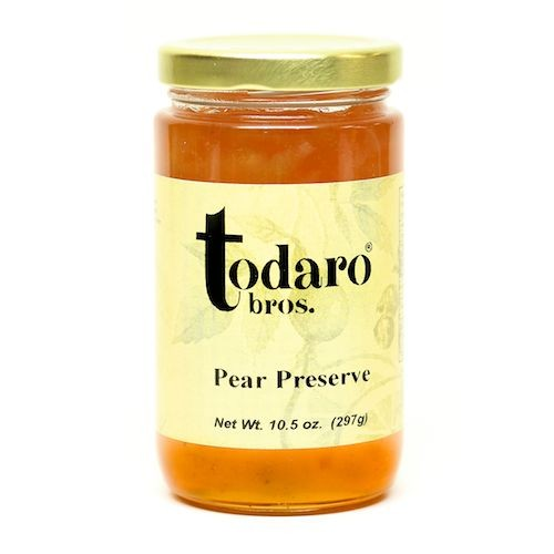Pear Preserves (Todaro Bros.)