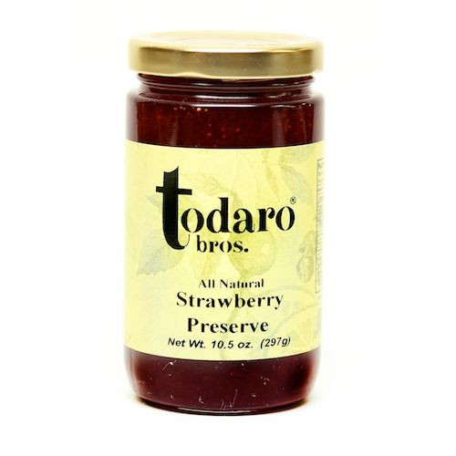 Strawberry Preserves, All-Natural (Todaro Bros.)