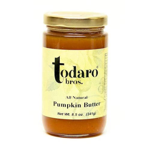 Pumpkin Butter, All-Natural (Todaro Bros.)