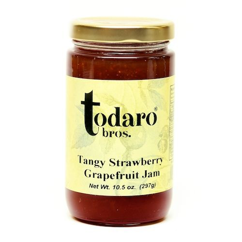 Tangy Strawberry Grapefruit Jam (Todaro Bros.)