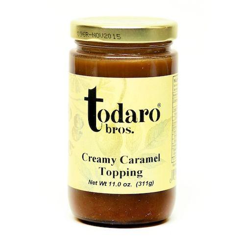 Creamy Caramel Topping (Todaro Bros.)
