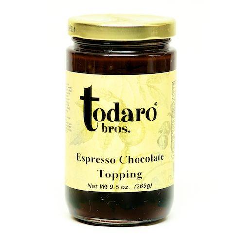 Espresso Chocolate Topping (Todaro Bros.)