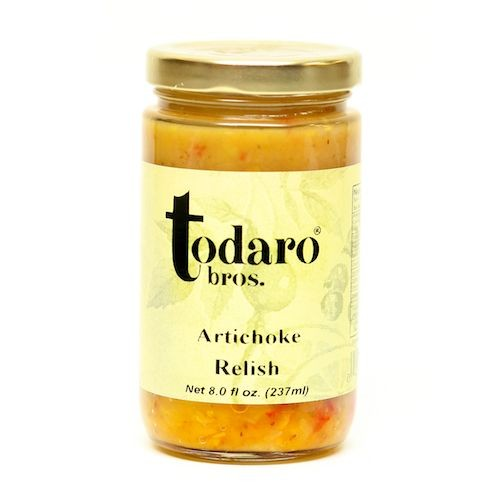 Artichoke Relish (Todaro Bros.)