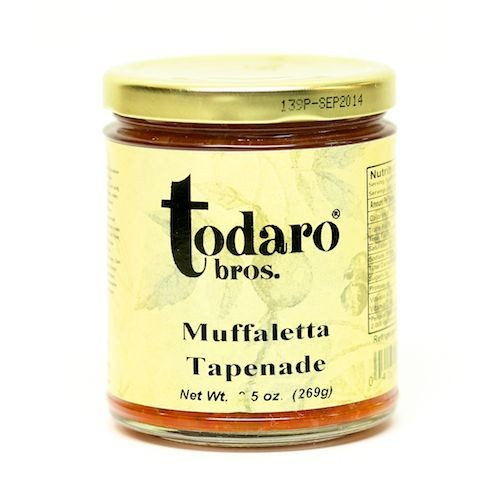 Muffaletta Tapenade (Todaro Bros.)