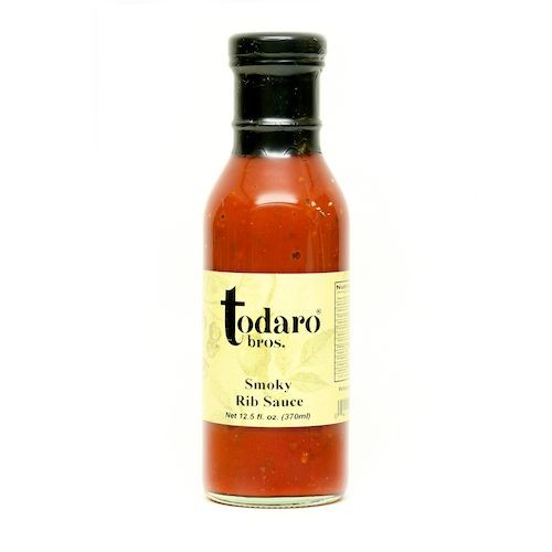 Smoky Rib Sauce (Todaro Bros.)