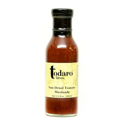 Sun Dried Tomato Marinade (Todaro Bros.)
